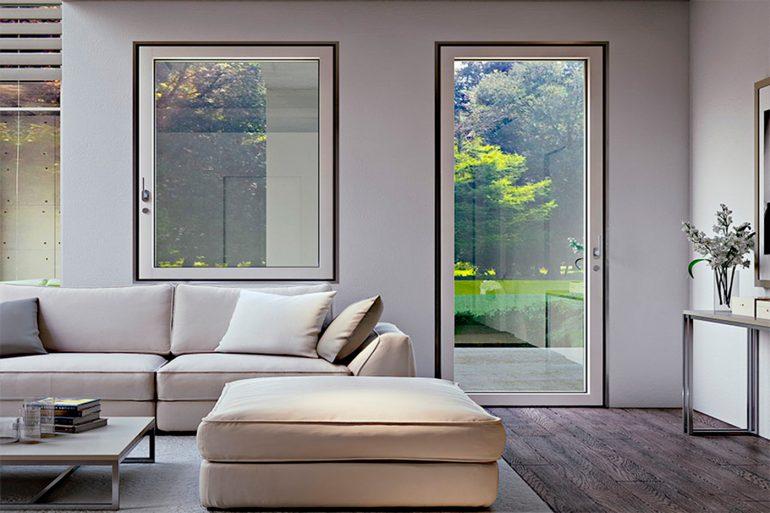 Millone progetta e realizza finestre e serramenti in alluminio blindato