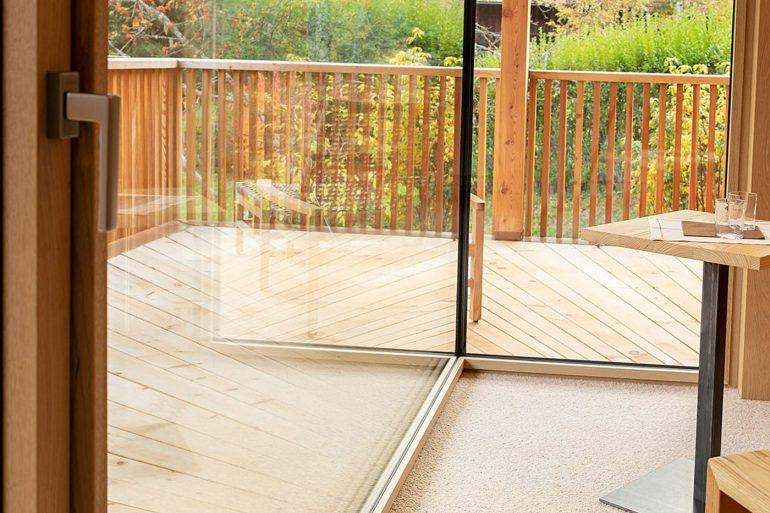 Scegli Millone per progettare e realizzare serramenti e infissi in alluminio legno