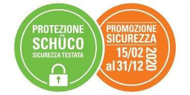 Promozione Sicurezza Schüco prorogata fino al 31 dicembre 2020