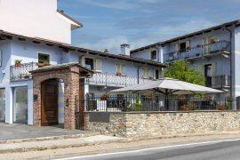 Progetto Millone Serramenti a Dronero | Complesso residenziale e commerciale - 1