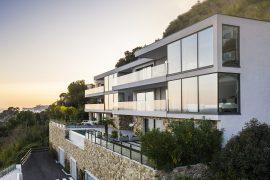 Residenza privata a Roquebrune Cap Martin (FR)