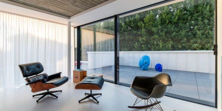 Vetrate panoramiche, un'alternativa alle parti in muratura